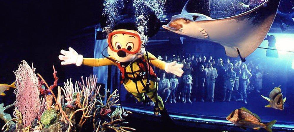 Dive Disney's Dive Quest