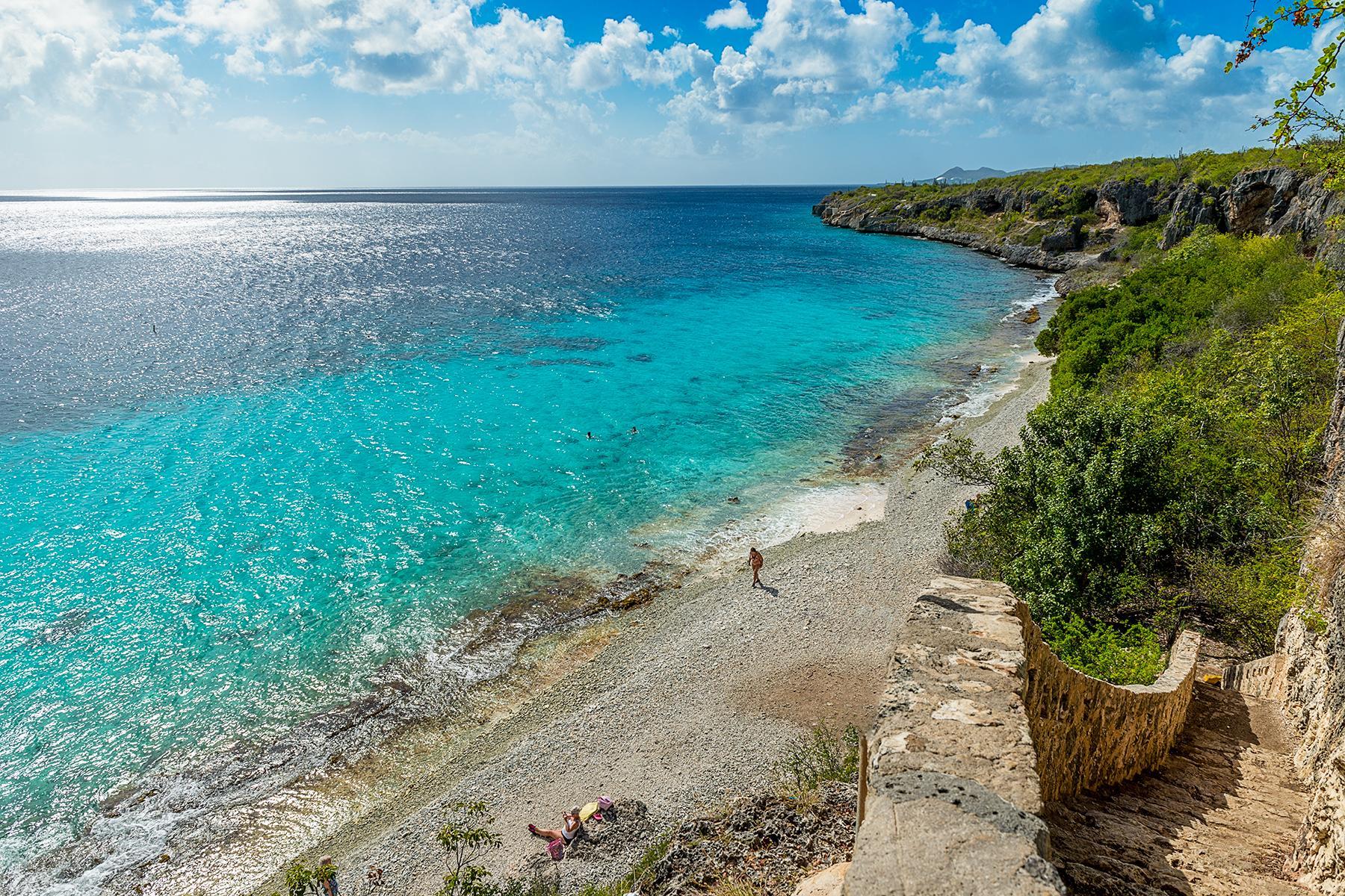 Shore Dive In Bonaire 2021