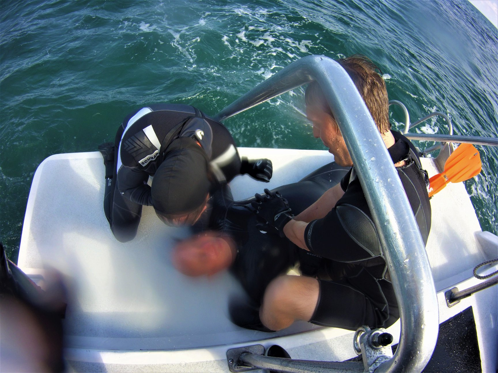 American Divers Rescue