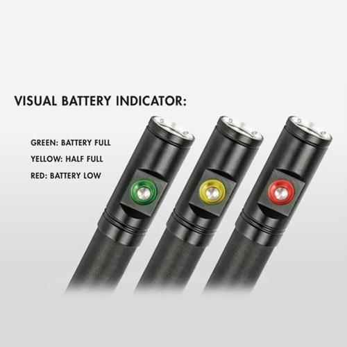 Tovatec Battery Indicator
